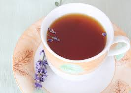 lavender tea de stress with lavender tea hello tea cup