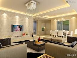 living home movie theater room design with chandelier and