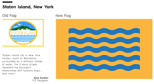 The Flag Of New York Good Flag Bad Flag U0027 The Quest For New Graphic American City