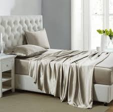 are silk sheets for you domestications bedding