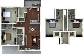 floorplanes student apartment floorplans the retreat