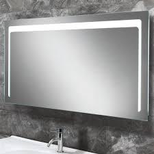 mirror design ideas landscape large led bathroom mirrors light
