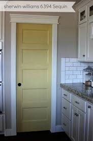 Paint Kitchen Ideas Best 25 Painted Pantry Doors Ideas Only On Pinterest Kitchen