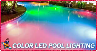 How To Replace Pool Light Diy Color Led Pool Lighting