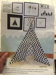 chevron tent teepee from hobby lobby 100 such a cute reading