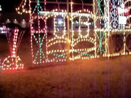 christmas lights in clarksville tn youtube