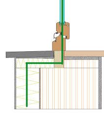 ponte termico davanzale davanzale passante in marmo posaqualificata it soluzioni per