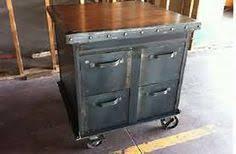 vintage metal file cabinet vintage industrial chic metal filing cabinet encased in reclaimed
