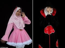 Muslim Halloween Costume Muslim Women Dress Superheroes Hijab Islam