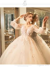 wedding dress version va shannyn wedding dress 2017 new princess han version the