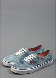 light blue vans shoes vans authentic denim shoes light blue triads