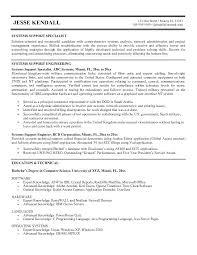 desktop support resume resume for desktop engineer desktop support engineer resume