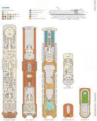 carnival fascination deck plan
