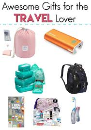 awesome gifts for the travel lover the house