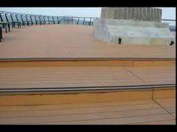 best material for second flooring balcony flooring youtube