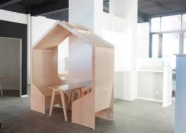 plywood design chop shop home