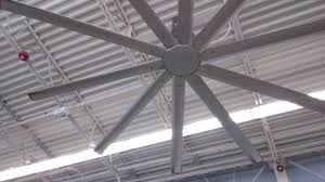 Industrial Fans Walmart by Hampton Bay Huntington 3s U0026 Big Isis Hvls Industrial Ceiling