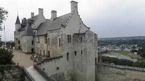 chambre d hote chateau chinon le chateau vu de l intérieur photo de forteresse royale de chinon