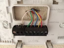 hvac thermostat wiring issues texags