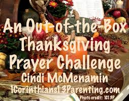 an out of the box thanksgiving prayer challenge 1 corinthians 13