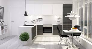 dazzling simple kitchen interior design basics by