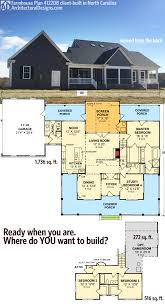plan 4122wm country home plan with marvelous porches farmhouse