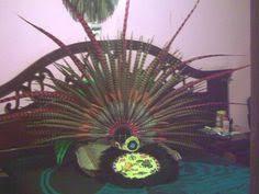 imagenes penachos aztecas fotografía copilli emplumados penachos aztecas pinterest