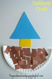 preschool sailboat patterns patterns kid