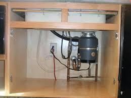 Install Disposal Kitchen Sink Garbage Disposal Drain Pipe Creative Artistic Kitchen Sink Drain