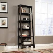 Leaning Bookcase Woodworking Plans by Three Posts Massena 71