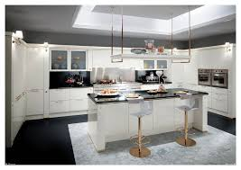 Small U Shaped Kitchen With Island Kitchen Simple Small Kitchen Design Inspirations With Black