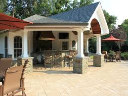 custom house bar custom carpentry cabanas pool houses long island