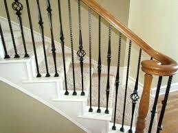 home depot interior stair railings indoor stair railing kit indoor railing ideas interior railings
