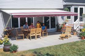 Sunsetter Retractable Awning Prices Retractable Awning Features Abc Windows And More