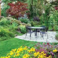 Landscaping Ideas For A Sloped Backyard by A Hillside Garden U0027s Ingenious Design Sunset