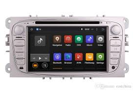 connect android to car stereo usb android car dvd player gps navigation for ford focus mondeo s max