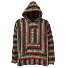baja sweater rasta baja hoodie on sale for 19 99 at the hippie shop