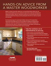 building kitchen cabinets the complete kitchen cabinetmaker
