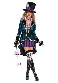 inexpensive women s halloween costumes alice in wonderland costumes halloweencostumes com