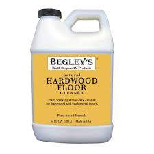 Laminate Floor Care Begley U0027s Best 64 Oz Natural Hardwood Floor Care 2 Pack 165 2
