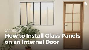how to install interior french doors diy projects youtube
