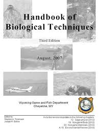 Wyoming vegetaion images Wyoming game and fish department handbook bio techniques