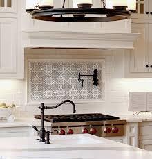 Kitchen Faucets Nyc Tiles Backsplash Metal Backsplashes For Kitchens Pictures Of