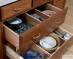 Kitchen Drawer Cabinets Maximize Storage Space With A 135 Degree Wall Cabinet By