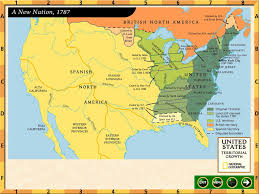 america map before and after and indian war us history chapter 5 section 1 after and indian war