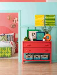colorful bedroom brighten up bedrooms with a colorful paint eclectic bedroom