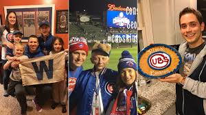 cubs name world series ring bearer fan winners mlb com