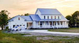 farmhouse with wrap around porch modern farmhouse plan with wrap around porch and breezeway 31528gf