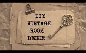 diy vintage room decor 2 haley u0026 bronwen youtube