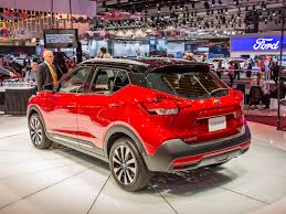 nissan kicks 2017 red 2018 nissan kicks launched kelley blue book